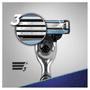3 - Gillette ročni brivnik Mach 3 + 4 nadomestne glave + držalo