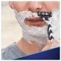 5 - Gillette ročni brivnik Mach 3 + 4 nadomestne glave + držalo