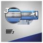 3 - Gillette Mach3 Turbo holicí hlavice pro muže 8ks
