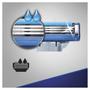 4 - Gillette nadomestne glave Mach3 Turbo, 4 kosi