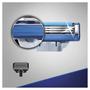 7 - Gillette Mach3 Turbo holicí hlavice pro muže 4Ks