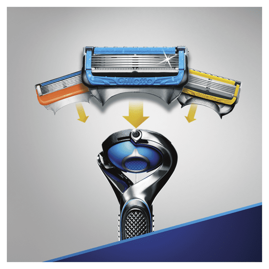 Gillette britvica za moške Fusion5 ProShield Chill