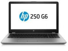 HP prenosnik 250 G6 i5-7200U/8GB/SSD256GB/Radeon520/15,6FHD/FreeDOS (2XY89ES#BED)