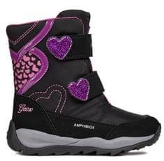 Geox buty zimowe za kostkę dziewczęce Orizont