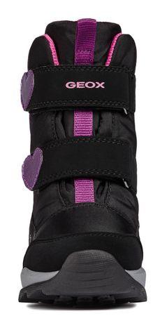 Geox dievčenské zimné topánky Orizont 35 čierna - Diskusia  7984cd6c9e8