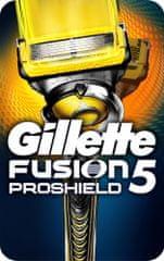 Gillette ProShield Flexball strojček + 1 náhradná hlavica