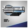3 - Gillette wkłady do maszynki Mach3 - 12 sztuk