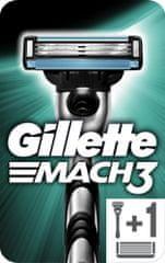 Gillette Mach3 holicí strojek pro muže + 2 hlavice