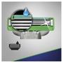 4 - Gillette głowice wymienne Mach3 Sensitive – 8 szt