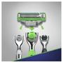 5 - Gillette głowice wymienne Mach3 Sensitive – 8 szt