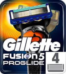 Gillette Fusion Proglide nadomestna rezila Manual 4