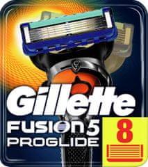 Gillette zamjenske oštrice Fusion Proglide, 8 komada