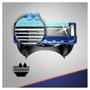 3 - Gillette Fusion5 ProGlide holicí hlavice pro muže 4Ks