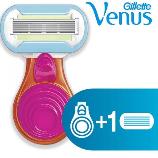 Gillette Venus Snap dámský holicí strojek