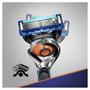 3 - Gillette Fusion ProGlide Flexball brivnik + 2 rezilni glavi