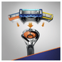 2 - Gillette ProGlide Flexball strojček + hlavice 4ks