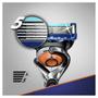 3 - Gillette Fusion ProGlide Flexball brivnik + 4 rezilne glave