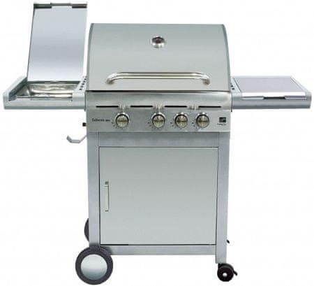 G21 California BBQ Premium line, 4 horáky + zadarmo redukčný ventil