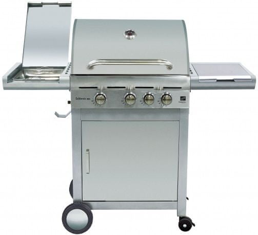 G21 California BBQ Premium line, 4 hořáky + zdarma redukční ventil