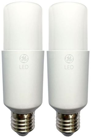 GE Lighting żarówka LED Bright Stik E27, 12W, zimna biel