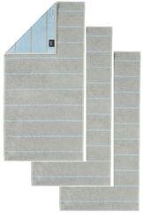 Cawö Frottier ručník Casual, pruhy, 3 ks