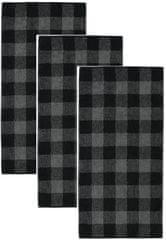 Cawö Frottier ručník code, caro, 3 ks