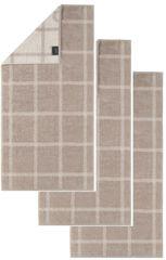Cawö Frottier ručník two-tone, graphic, 3ks