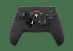 Genesis Gaming brezžični igralni kontroler Genesis PV58, PC in PS3