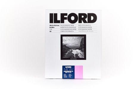 Ilford foto papir Multigrade IV RC Deluxe 1M 20,3×25,4 cm (8×10''), 25 kosov