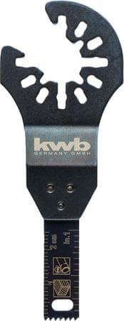 KWB nastavek za les, laminat, plastiko, CV, 10 x 28 mm (709150)