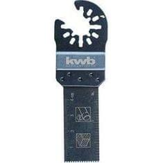 KWB nastavek za les, laminat, plastiko, CV, 22 x 48 mm (709142)