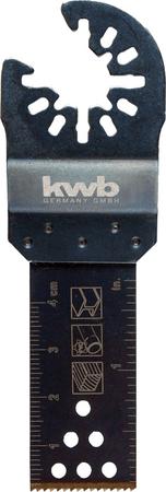 KWB nastavek za kovino, BIM, 22 x 50 mm (709252)