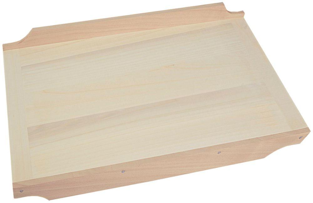 Orion Vál na těsto dřevo 70x50 cm