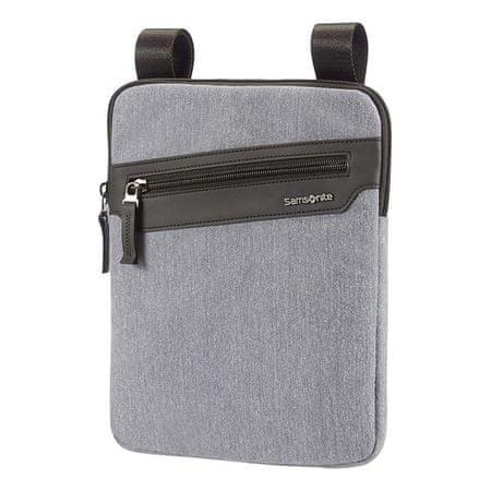 Samsonite naramna torbica za tablico Flat Hip-Style 2 Tablet, siva