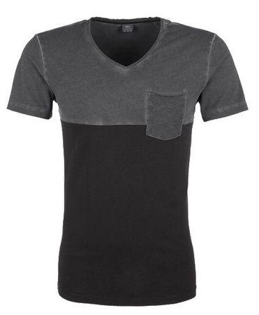 s.Oliver pánské tričko XXL čierna