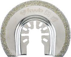 KWB diamantni krožni nastavek za pločice in fuge, 65 mm (709546) - Odprta embalaža