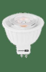 Canyon LED sijalka MRGU53, 7,5 W, 220 V, 4000 K, 3 kosi