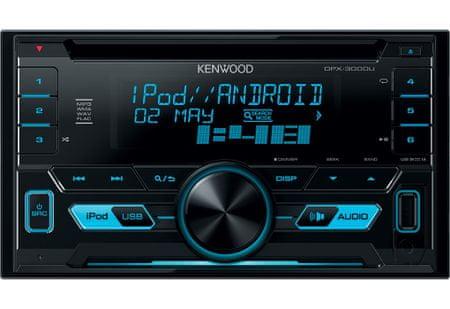 Kenwood Electronics DPX-3000U