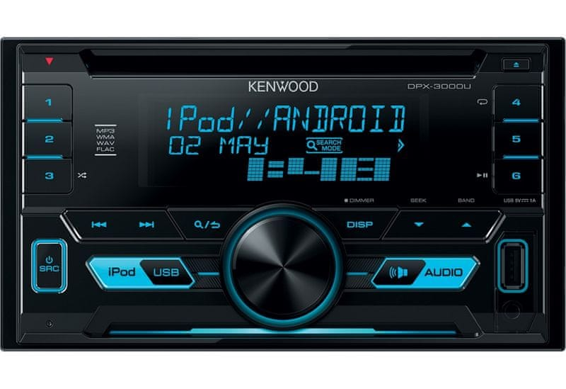 Kenwood Electronics DPX-3000U