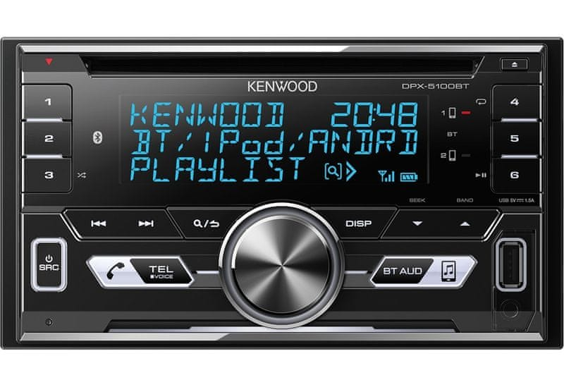 Kenwood Electronics DPX-5100BT