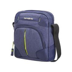 Samsonite naramna torbica Rewind, temno modra