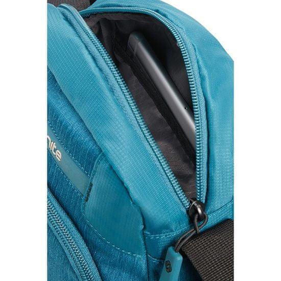 Samsonite naramna torbica Rewind, turkizna