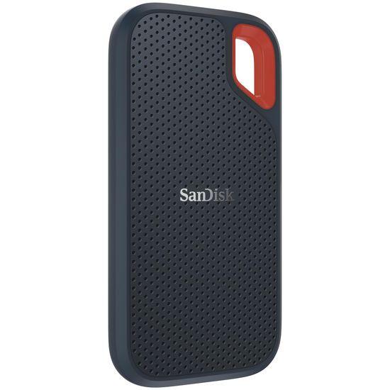 SanDisk zunanji SSD disk Extreme Portable 250 GB, USB 3.1 Gen 2