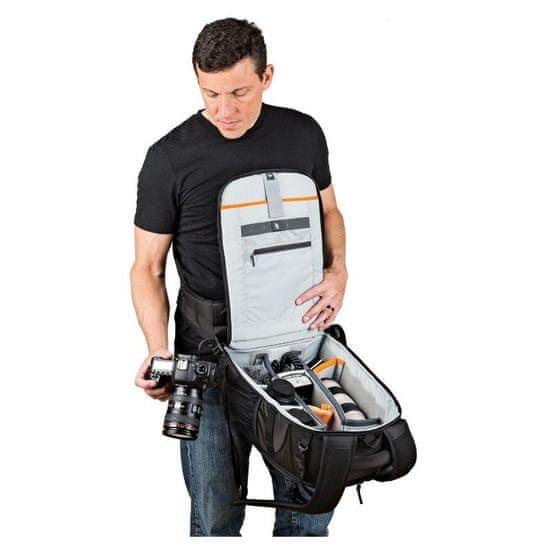 Lowepro fotografski nahrbtnik Flipside 400 AW II, črn