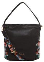 Desigual černá kabelka Odissey Yakarta