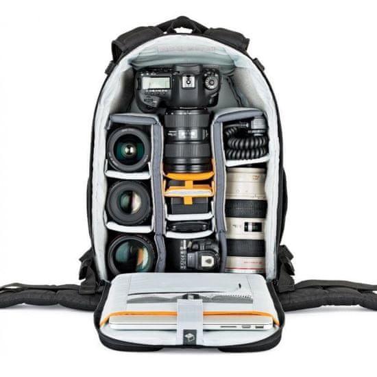 Lowepro fotografski nahrbtnik Flipside 400 AW II, pixel camo