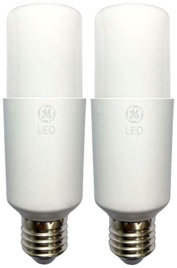 GE Lighting LED sijalka 15W, E27, 3000K, toplo bela, 2 kosa