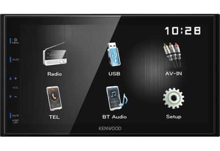 Kenwood Electronics DMX-110BT