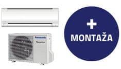 Panasonic klimatska naprava CS/CU-Z15SKEm, z montažo