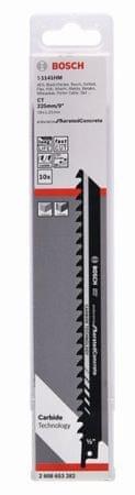 Bosch list za sabljasto žago S1141HM (2608653282), 10 kosov
